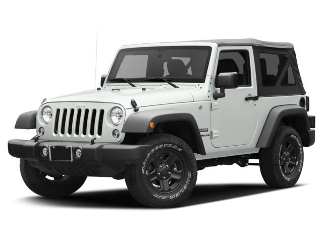 2017 Jeep Wrangler VUS