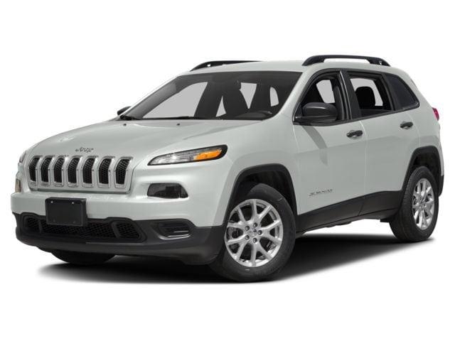 2017 Jeep Cherokee VUS