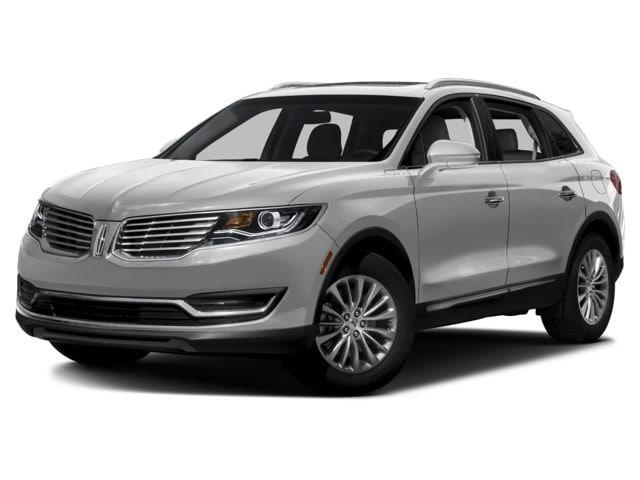 2017 Lincoln MKX VUS