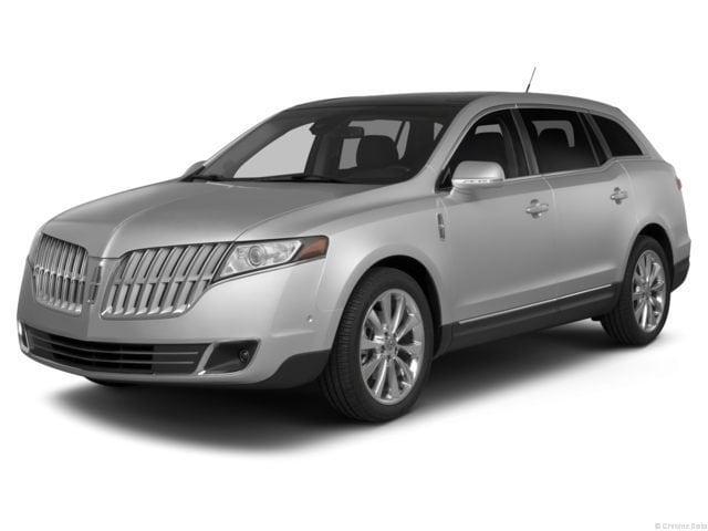 2017 Lincoln MKT VUS
