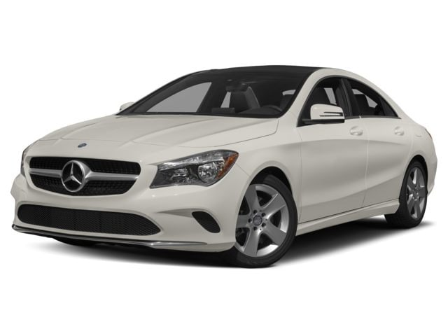 2017 Mercedes-Benz CLA 250 Sedan