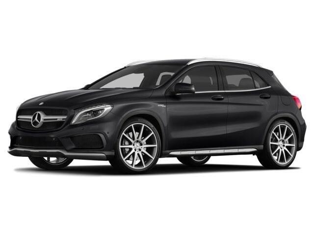 2017 Mercedes-Benz AMG GLA 45 VUS