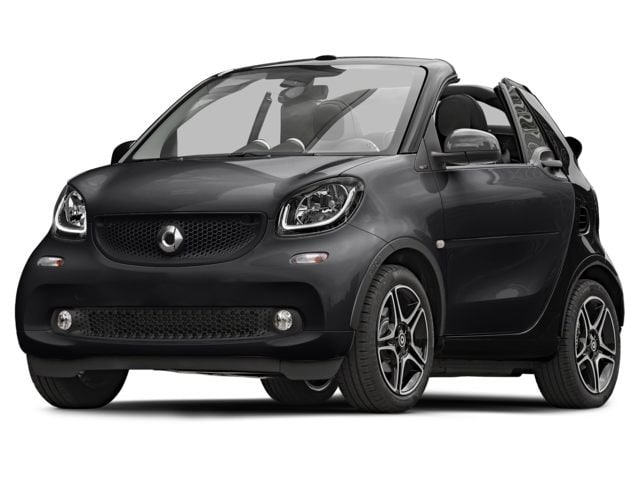2017 smart fortwo Convertible
