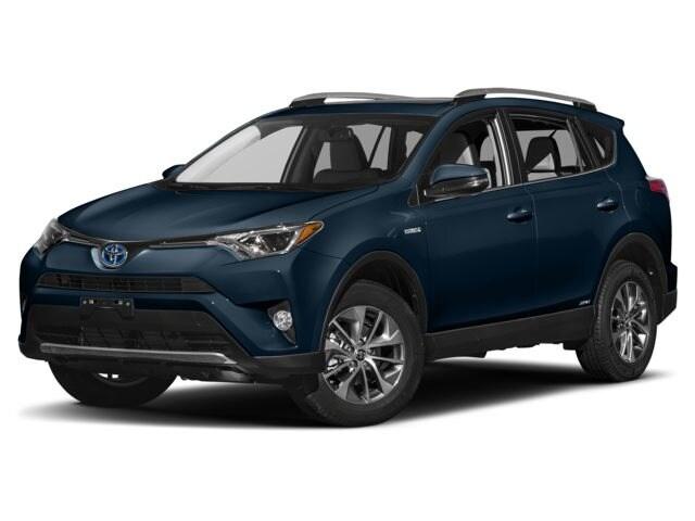 2017 Toyota RAV4 Hybrid VUS