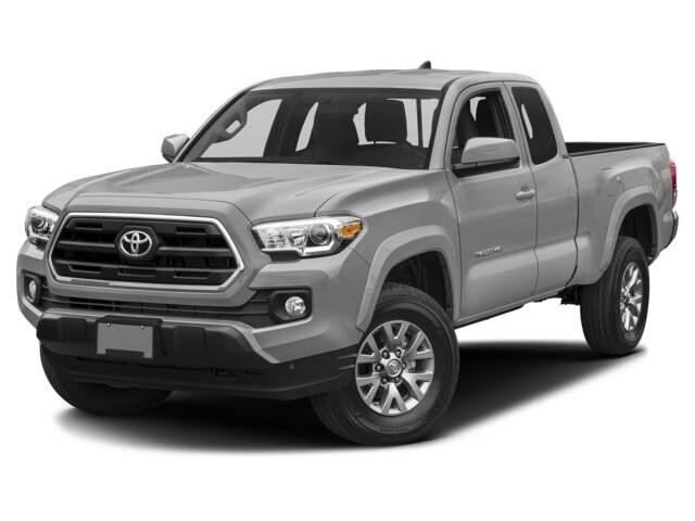 2017 Toyota Tacoma Camion