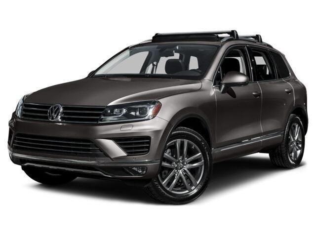 2017 Volkswagen Touareg VUS