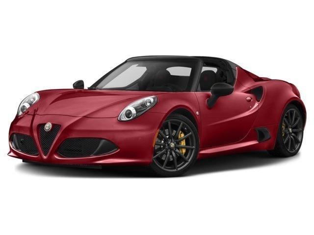 2018 alfa romeo 4c spider cabriolet boischatel. Black Bedroom Furniture Sets. Home Design Ideas