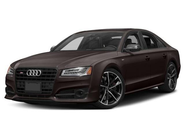 2018 Audi S8 Sedan