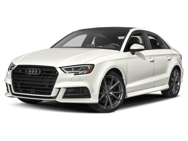 2018 Audi S3 Berline