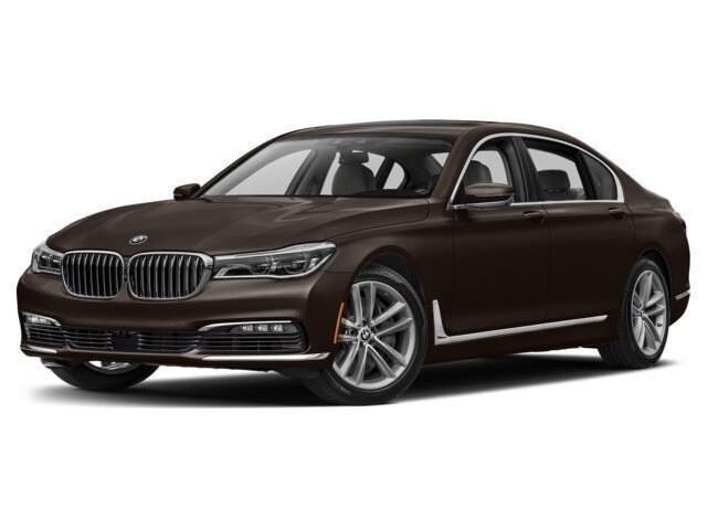 2018 BMW 750 Sedan
