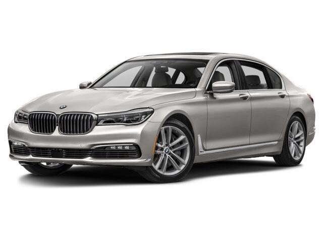 2018 BMW 750 Berline