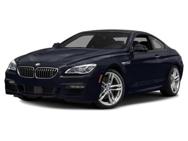 2018 BMW 650i Coupe