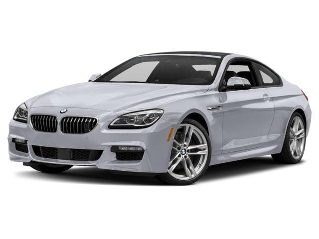 2018 BMW 650i Coupé