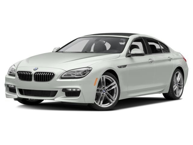 2018 BMW 640i Gran Coupe Sedan