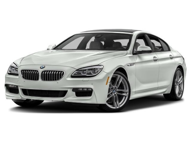2018 BMW 650i Gran Coupe Sedan