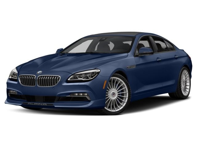 2018 BMW ALPINA B6 Gran Coupe Sedan
