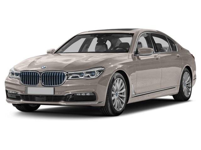 2018 BMW 740Le Berline