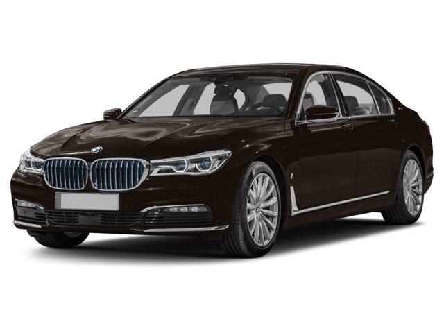 2018 BMW 740Le Sedan