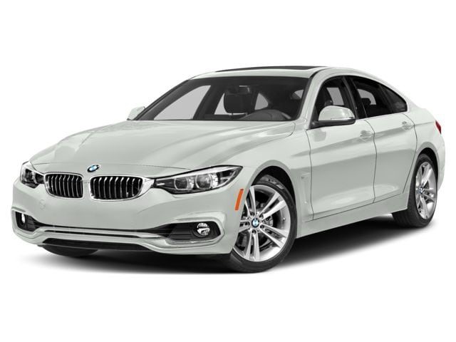 2018 BMW 430i Gran Coupe Hatchback