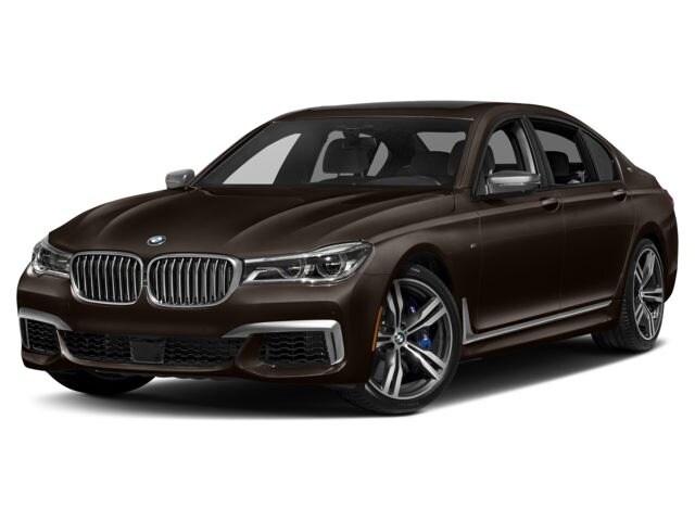 2018 BMW M760 Sedan
