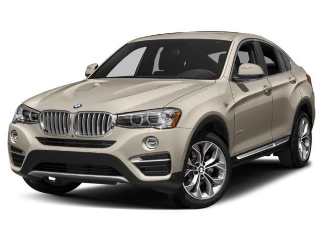 2018 BMW X4 VUS
