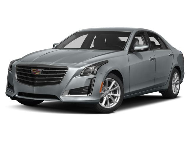 2018 CADILLAC CTS Berline