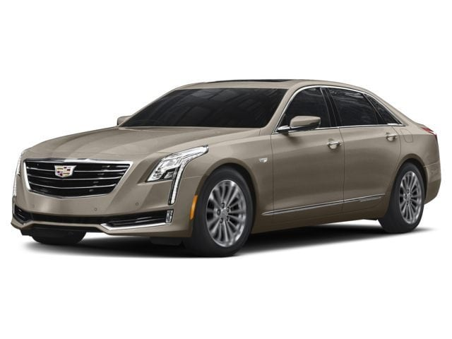 2018 CADILLAC CT6 PLUG-IN Sedan