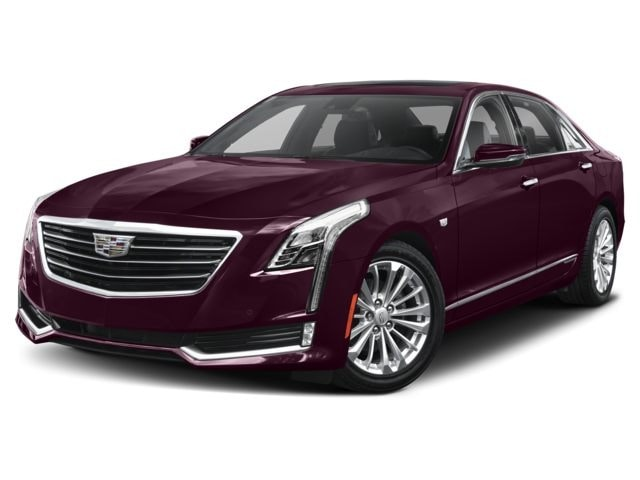 2018 CADILLAC CT6 RECHARGEABLE Berline