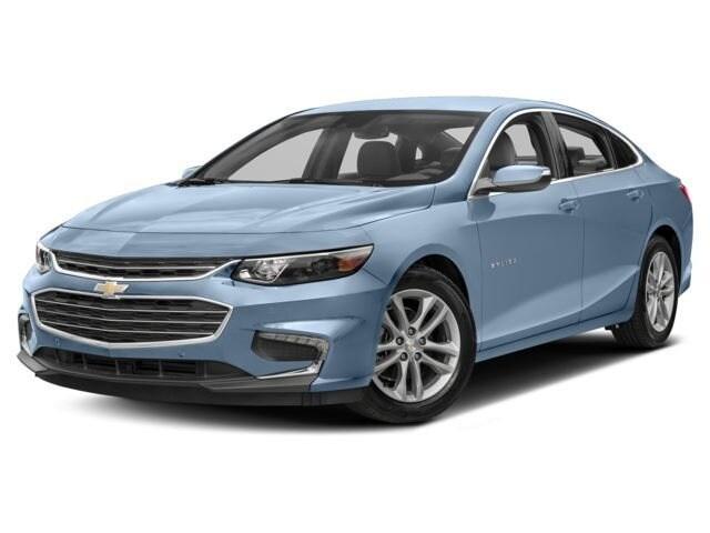 2018 Chevrolet Malibu Hybrid Sedan
