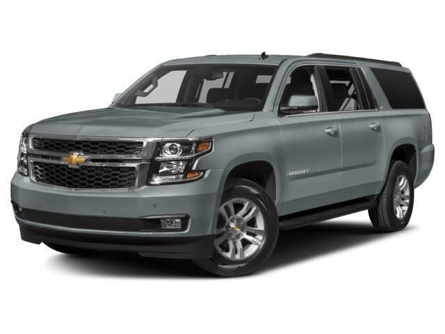 2018 Chevrolet Suburban VUS