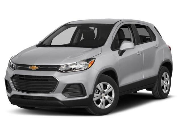 2018 Chevrolet Trax VUS