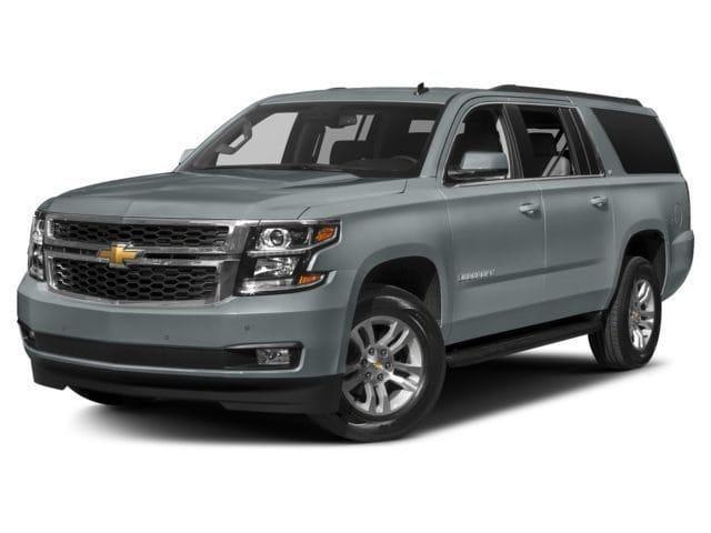 2018 Chevrolet Suburban 3500HD VUS