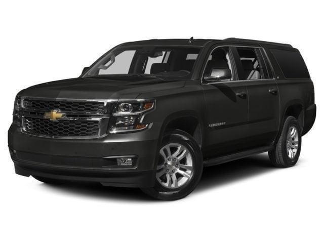 2018 Chevrolet Suburban 3500HD SUV