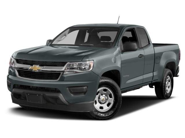 2018 Chevrolet Colorado Camion