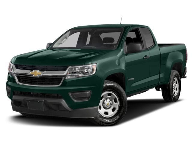 2018 Chevrolet Colorado Camion