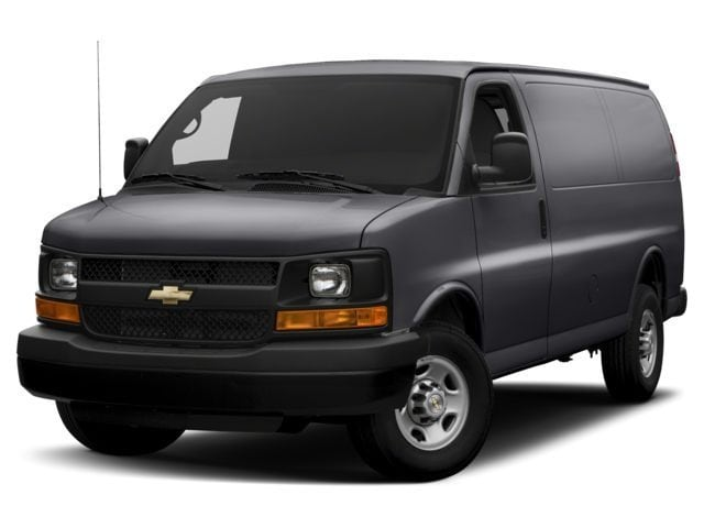 2018 Chevrolet Express 3500 Fourgon