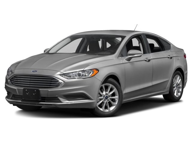 2018 Ford Fusion Berline