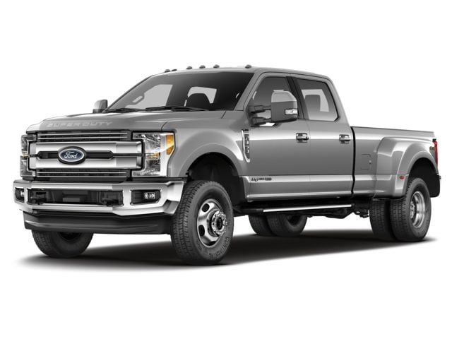 2018 Ford F-450 Camion
