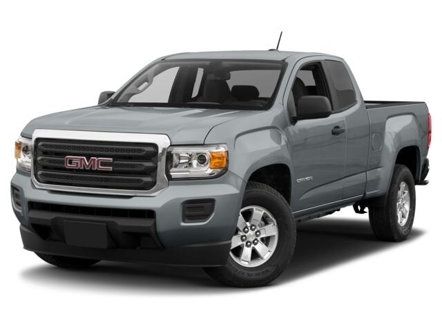 2018 GMC Canyon Camion