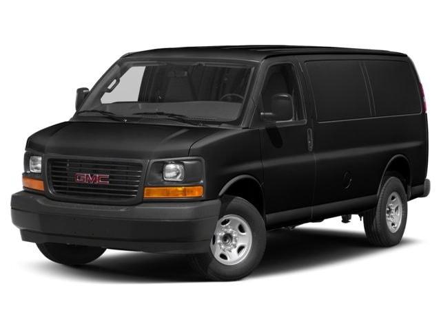2018 GMC Savana 2500 Van