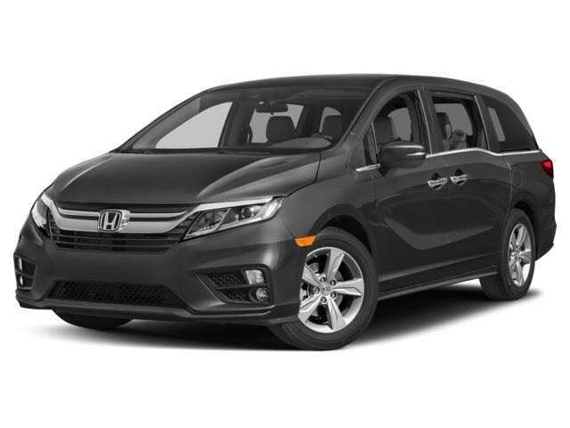2018 Honda Odyssey Fourgon