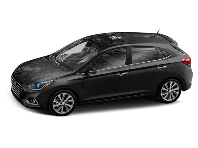 2018 Hyundai Accent Hatchback