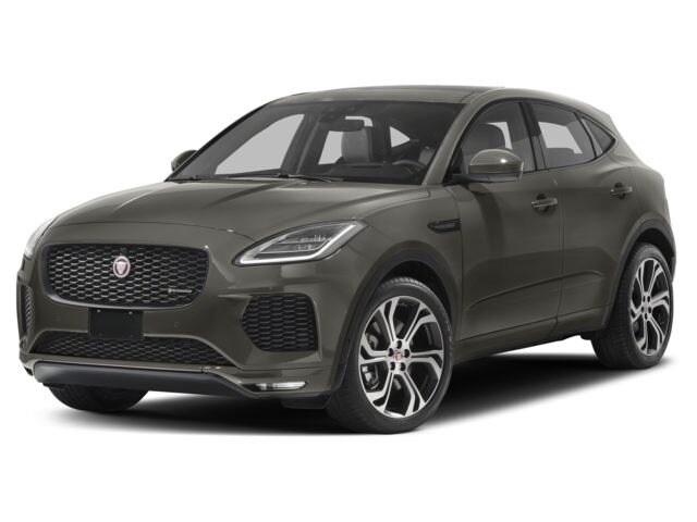 2018 Jaguar E PACE SUV Borasco Grey Metallic