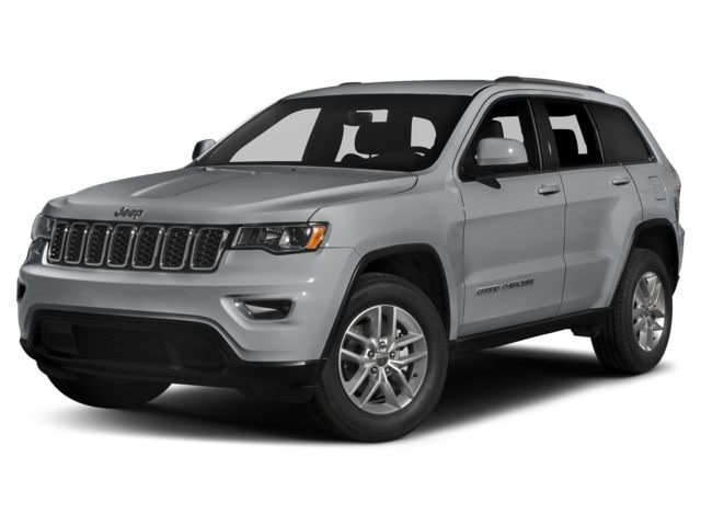 2018 Jeep Grand Cherokee SUV Billet Metallic