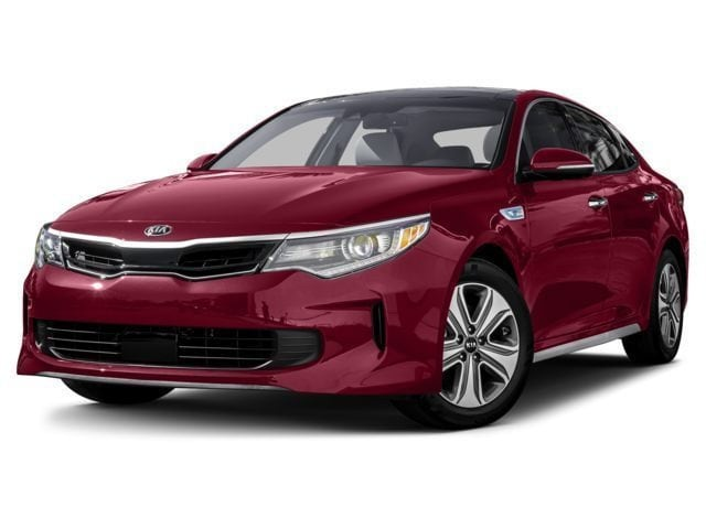 2018 Kia Optima Hybride Berline