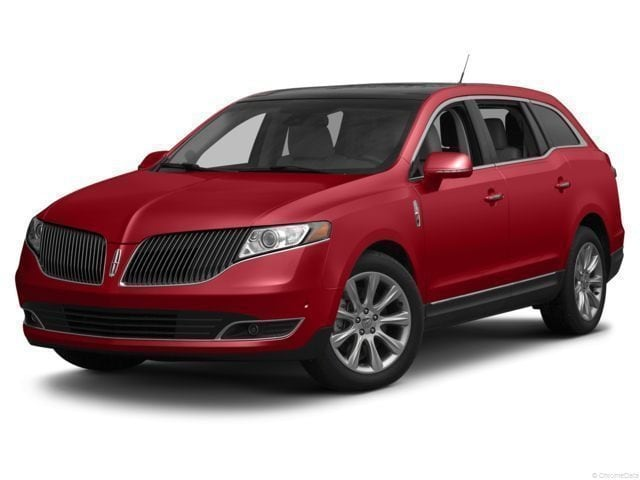 2018 Lincoln MKT SUV