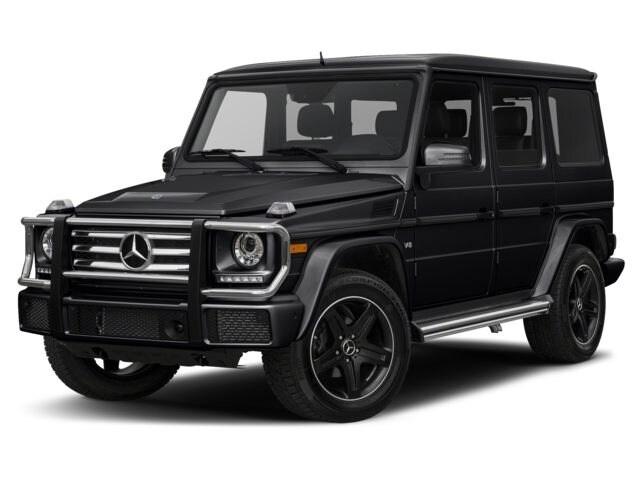 2018 Mercedes Benz G Class SUV Black