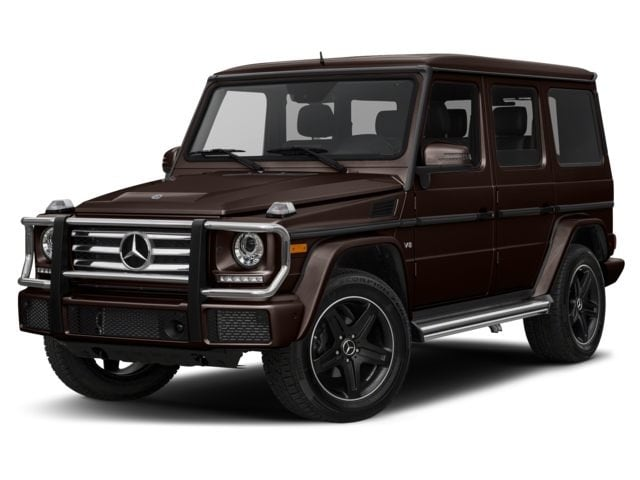 2018 mercedes benz g class suv vaughan for Mercedes benz that looks like a jeep