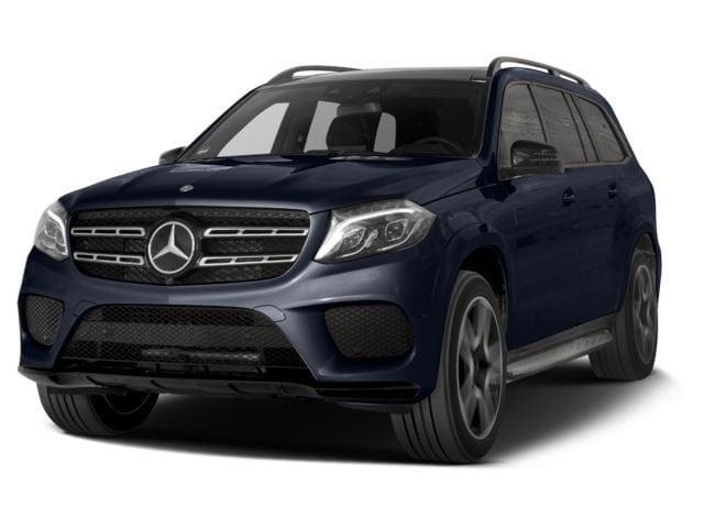 2018 Mercedes-Benz GLS 550 VUS