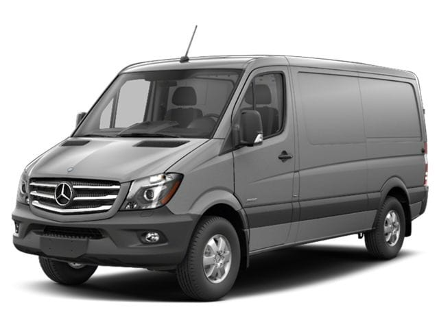 2018 Mercedes-Benz Sprinter 2500 Fourgon